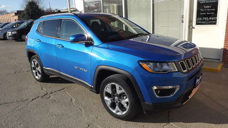 2019 Jeep Compass Limited for Sale  - 161018  - Choice Auto