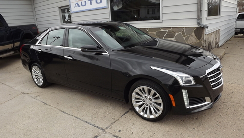 2015 Cadillac CTS Sedan  - Choice Auto