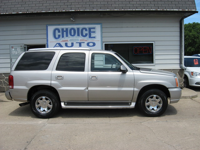 2005 Cadillac Escalade - Stock # 160231 - Carroll, IA 51401