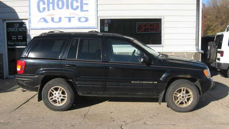 1999 Jeep Grand Cherokee Limited for Sale  - 160545  - Choice Auto
