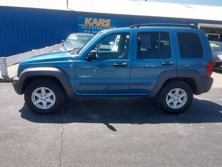 2004 Jeep Liberty Sport 4WD for Sale  - 418973  - Kars Incorporated