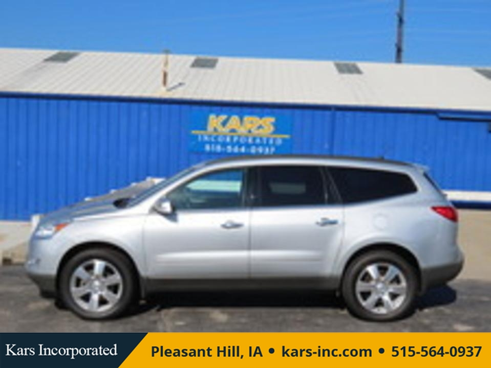 2012 Chevrolet Traverse LT AWD  - C19167P  - Kars Incorporated