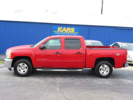 2013 Chevrolet Silverado 1500 LT 4WD Crew Cab for Sale  - D79079P  - Kars Incorporated