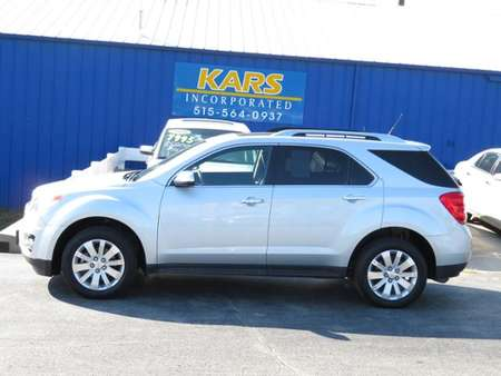 2011 Chevrolet Equinox LTZ AWD for Sale  - B71425P  - Kars Incorporated
