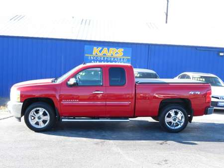 2013 Chevrolet Silverado 1500 LT 4WD Extended Cab for Sale  - D90292P  - Kars Incorporated