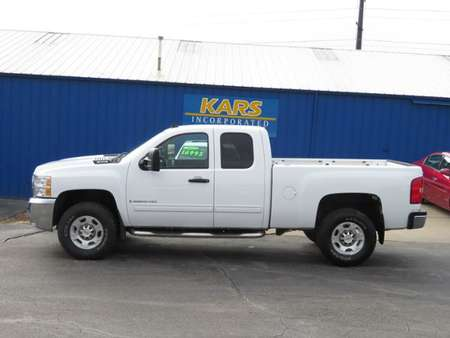 2009 Chevrolet Silverado 2500HD LT 4WD Extended Cab for Sale  - 946937P  - Kars Incorporated