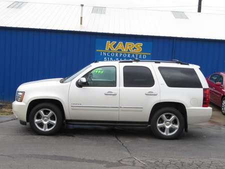 2011 Chevrolet Tahoe LTZ 4WD for Sale  - B65582P  - Kars Incorporated