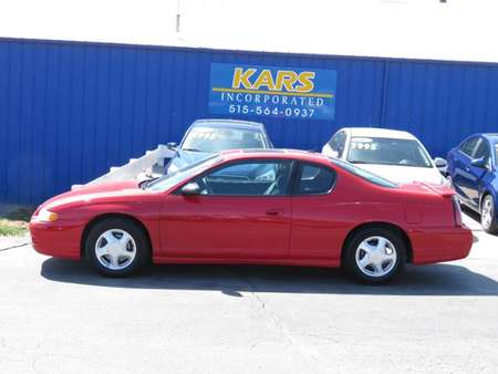 2005 Chevrolet Monte Carlo LT for Sale  - 564281P  - Kars Incorporated