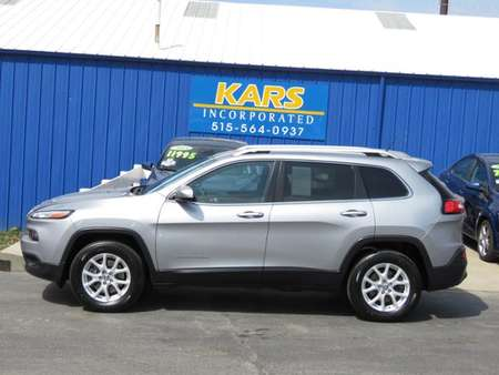 2014 Jeep Cherokee Latitude 4WD for Sale  - E15533P  - Kars Incorporated