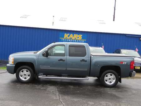 2011 Chevrolet Silverado 1500 LT 4WD Crew Cab for Sale  - B39870P  - Kars Incorporated