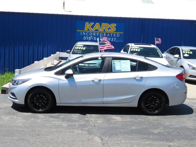 2017 Chevrolet Cruze  - Kars Incorporated