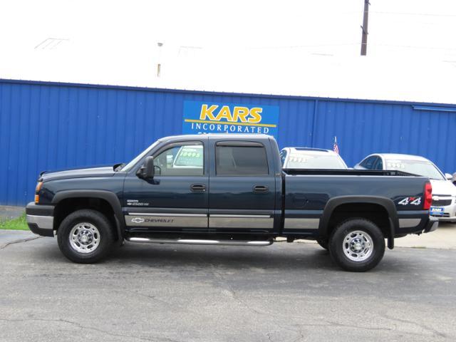 2007 Chevrolet Silverado 2500HD  - Kars Incorporated