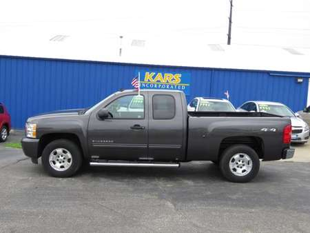 2010 Chevrolet Silverado 1500 LT 4WD Extended Cab for Sale  - A02552P  - Kars Incorporated