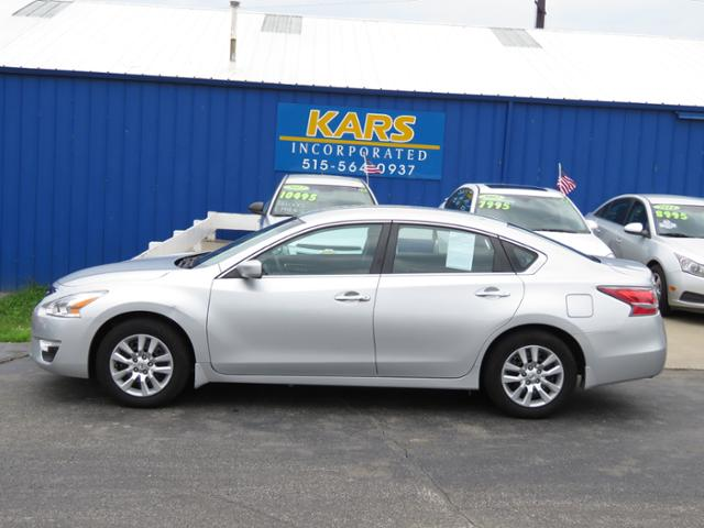 2015 Nissan Altima  - Kars Incorporated