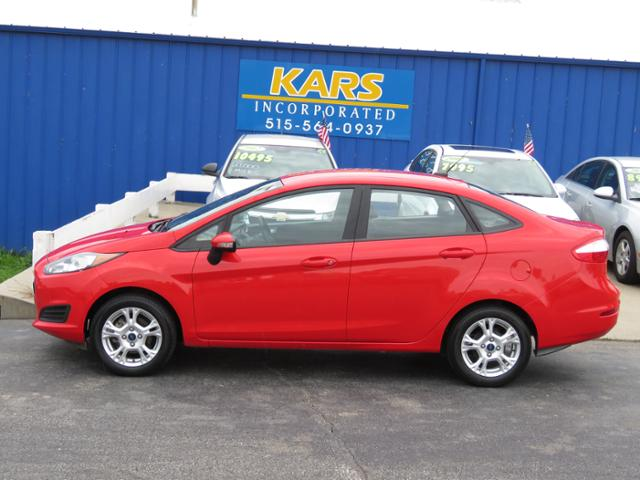 2015 Ford Fiesta  - Kars Incorporated