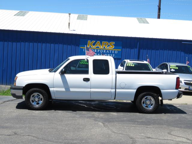 2004 Chevrolet Silverado 1500  - Kars Incorporated