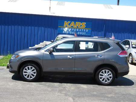 2015 Nissan Rogue S AWD for Sale  - F27756P  - Kars Incorporated