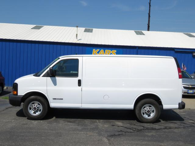 2005 GMC Savana Cargo Van  - Kars Incorporated