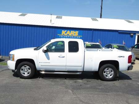 2008 Chevrolet Silverado 1500 LTZ 4WD Extended Cab for Sale  - 808256P  - Kars Incorporated