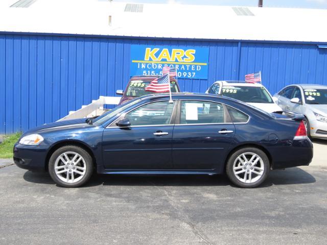 2012 Chevrolet Impala  - Kars Incorporated