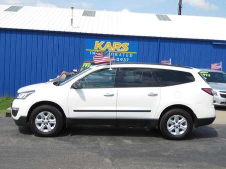 2013 Chevrolet Traverse LS for Sale  - D02398P  - Kars Incorporated