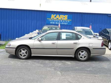 2002 Chevrolet Impala LS for Sale  - 245973P  - Kars Incorporated