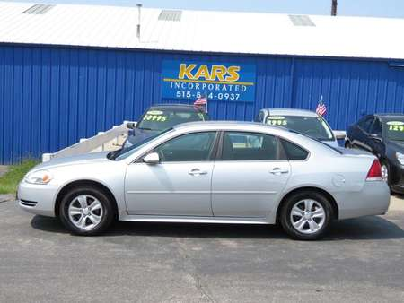 2013 Chevrolet Impala LS for Sale  - D64784P  - Kars Incorporated