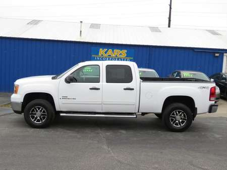 2008 GMC Sierra 2500HD SLE1 4WD Crew Cab Diesel for Sale  - 840335  - Kars Incorporated