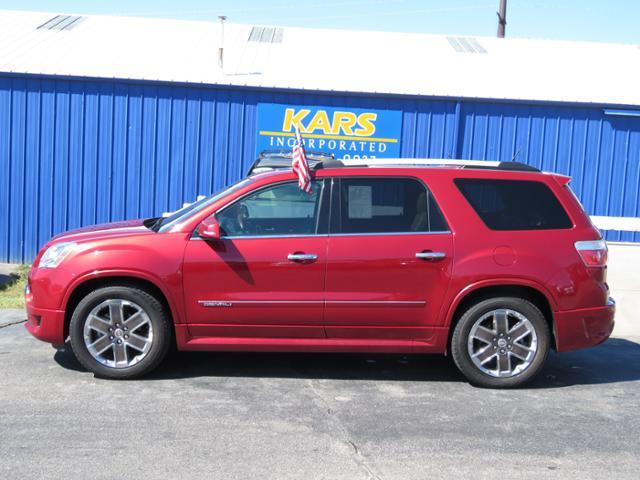 2012 GMC Acadia  - Kars Incorporated