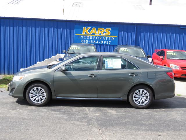 2013 Toyota Camry  - Kars Incorporated