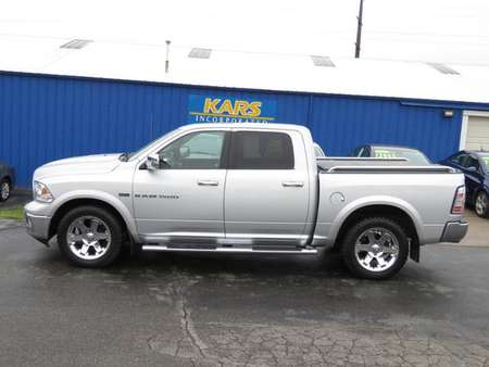 2011 Ram 1500 Laramie 4WD Crew Cab for Sale  - B71685P  - Kars Incorporated