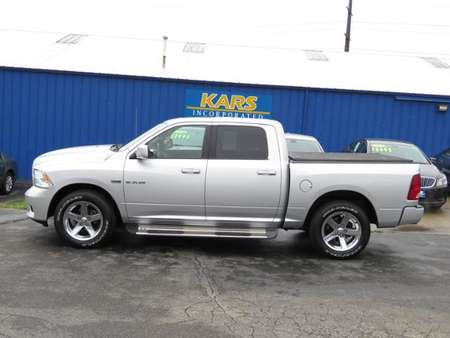 2010 Dodge Ram 1500 Sport 4WD Crew Cab for Sale  - A16528  - Kars Incorporated