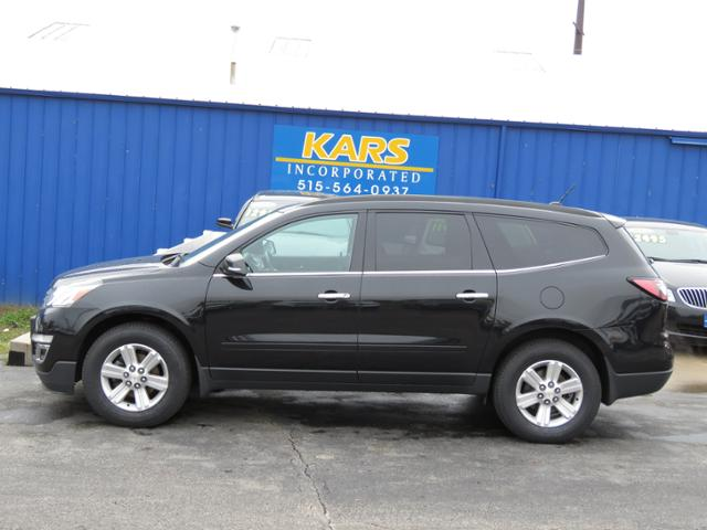 2013 Chevrolet Traverse LT AWD  - D48623P  - Kars Incorporated