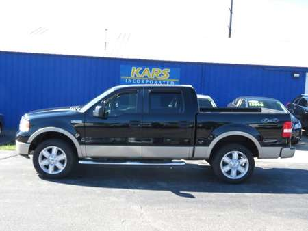 2007 Ford F-150 Lariat 4WD SuperCrew for Sale  - 740202P  - Kars Incorporated