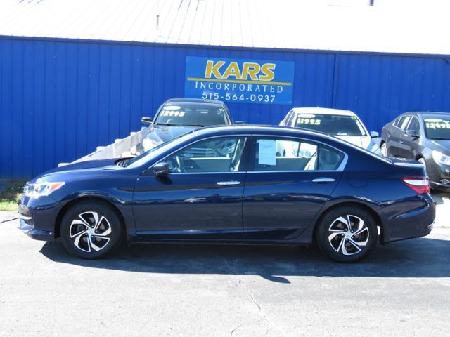 2016 Honda Accord  - Kars Incorporated
