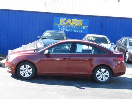 2012 Chevrolet Cruze LS for Sale  - C44592P  - Kars Incorporated