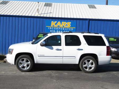 2009 Chevrolet Tahoe LTZ 4WD for Sale  - 939848P  - Kars Incorporated