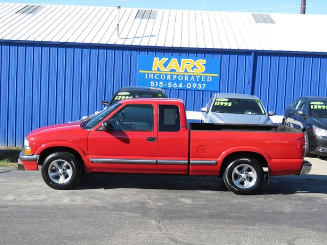 2003 Chevrolet S10  - Kars Incorporated