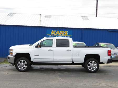 2016 Chevrolet Silverado 2500 HD High Country 4wd Sunroof for Sale  - G61861P  - Kars Incorporated
