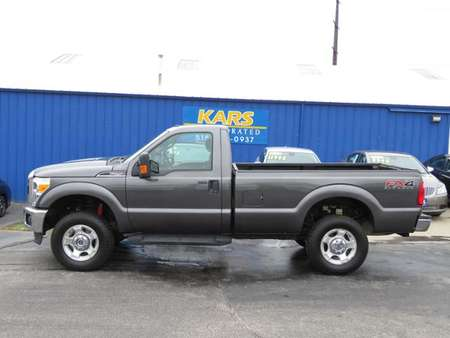2015 Ford F-250 Super Duty XLT Reg Cab 4x4 Long Box for Sale  - F79459P  - Kars Incorporated