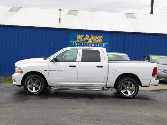 2012 Dodge RAM 1500 QUAD  - Kars Incorporated