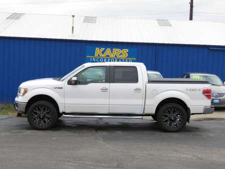 2012 Ford F-150 4WD SuperCrew for Sale  - C99933P  - Kars Incorporated