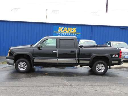 2005 Chevrolet Silverado 2500HD LT 4WD Crew Cab for Sale  - 511865  - Kars Incorporated