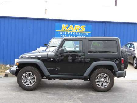 2013 Jeep Wrangler Rubicon 4WD for Sale  - D33560p  - Kars Incorporated