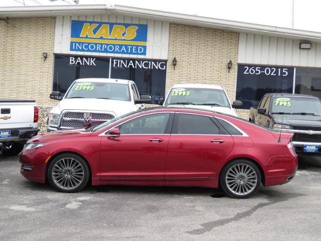 2013 Lincoln MKZ  - Kars Incorporated