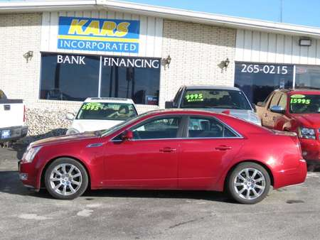2009 Cadillac CTS AWD w/1SB for Sale  - 902325P  - Kars Incorporated