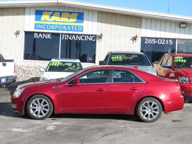 2009 Cadillac CTS  - Kars Incorporated