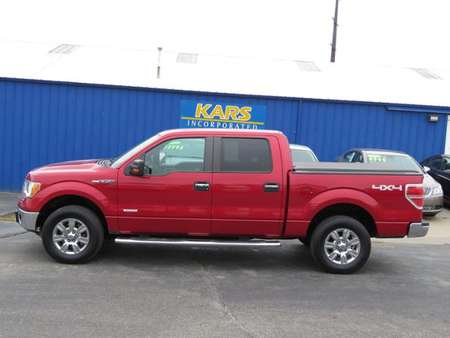 2011 Ford F-150 XLT 4WD SuperCrew for Sale  - B64679P  - Kars Incorporated