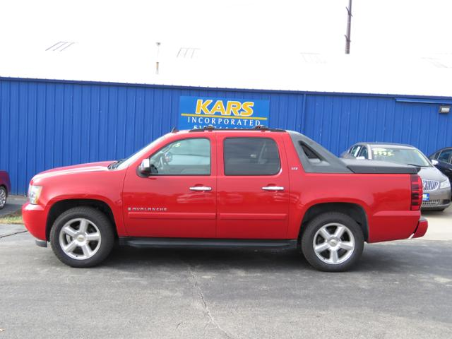 2008 Chevrolet Avalanche  - Kars Incorporated