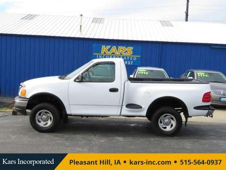 2004 Ford F-150 Heritage XL 4WD Regular Cab for Sale  - 415269  - Kars Incorporated